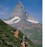 Switzerland walking and hiking photo